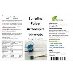 Spirulina Pulver 300 g