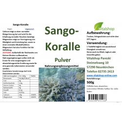 Sango Koralle Okinawa 500 g