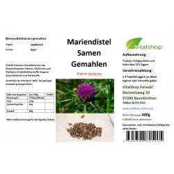 Marien-distel 400 g